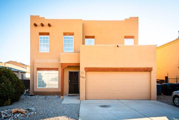 544 Whispering Street SW, Albuquerque, NM 87121