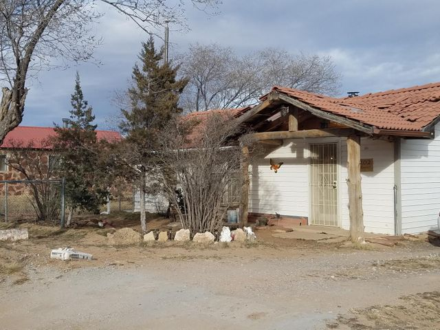 202 Roosevelt Avenue, Mountainair, NM 87036