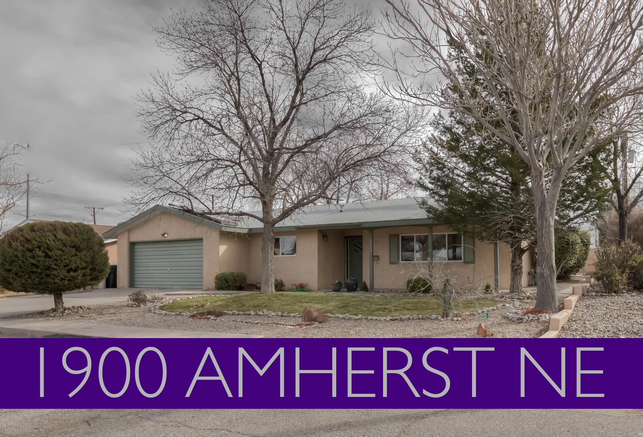 1900 Amherst Drive NE, Albuquerque, NM 87106