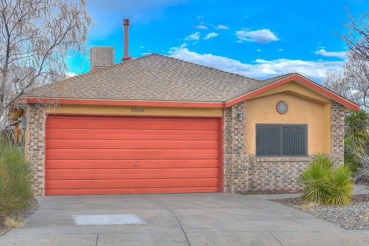 5008 Sundew Court NW, Albuquerque, NM 87120