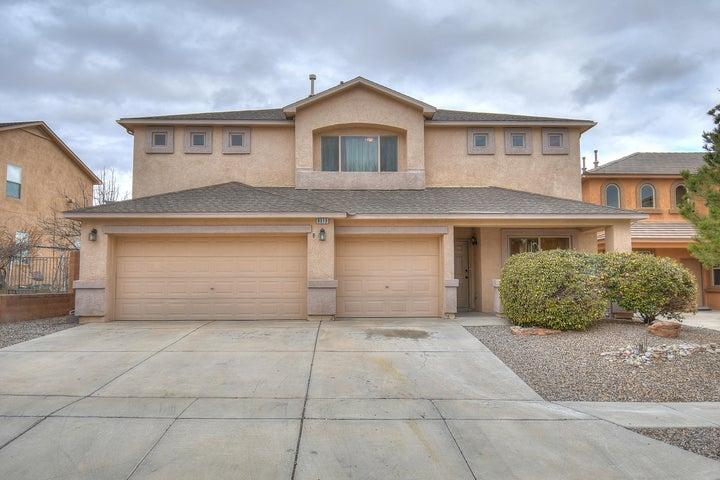 8019 Corn Mountain Place NW, Albuquerque, NM 87114