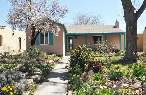 Flower Beds, Spacious Yard, Front and Back