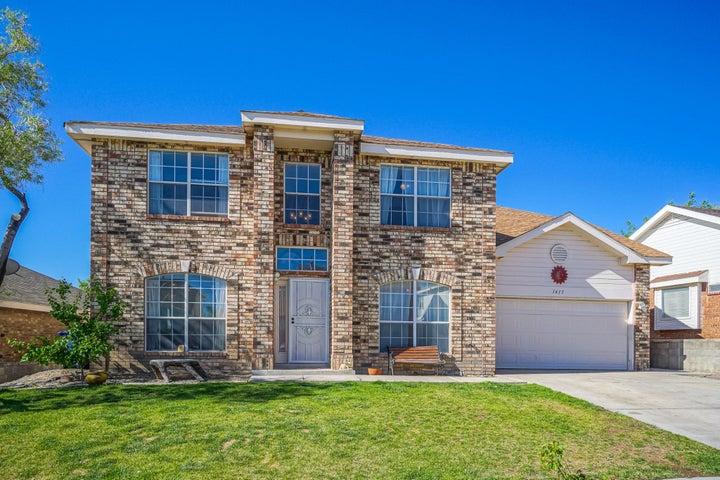 1415 Somerset Drive NW, Albuquerque, NM 87120