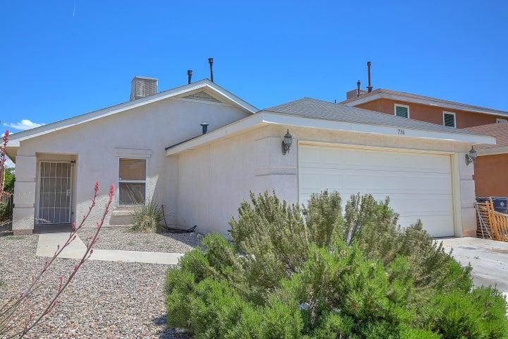 736 Libby Avenue SW, Albuquerque, NM 87121