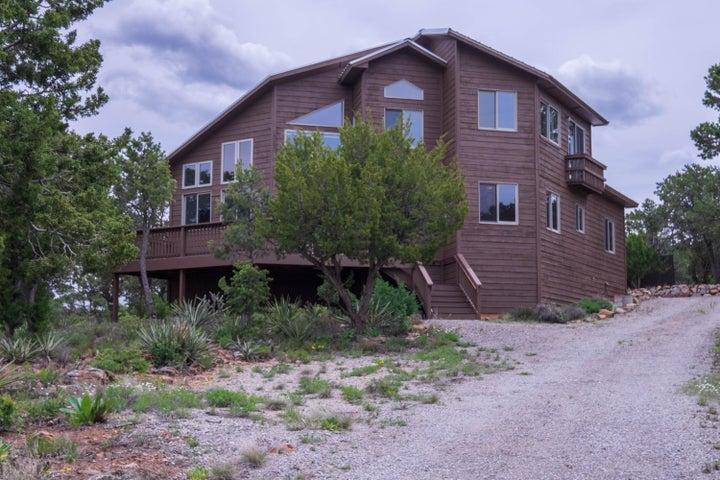 36 Bobcat Hill Trail, Sandia Park, NM 87047
