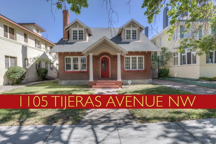 1105 Tijeras Avenue NW, Albuquerque, NM 87102