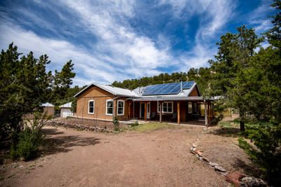 679 Hop Canyon Road, Magdalena, NM 87825