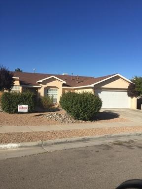 8223 Emerald Sky Avenue SW, Albuquerque, NM 87121