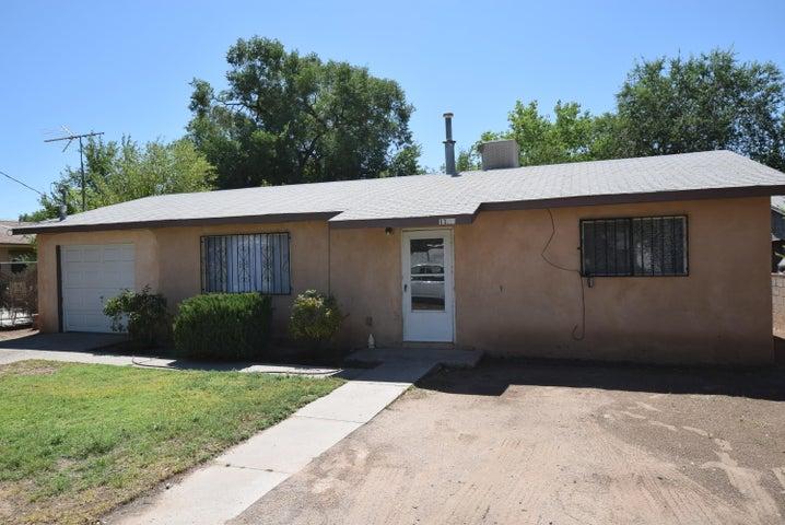 1100 Mildred Avenue NW, Albuquerque, NM 87107