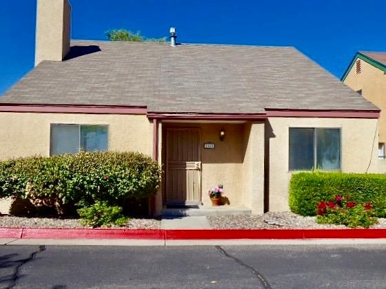 Adorable 1425 SqFt townhome that is immaculately clean and move-in ready.