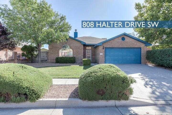 808 Halter Drive SW, Albuquerque, NM 87121