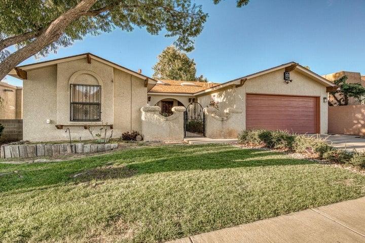 9617 SAN RAFAEL Avenue NE, Albuquerque, NM 87109