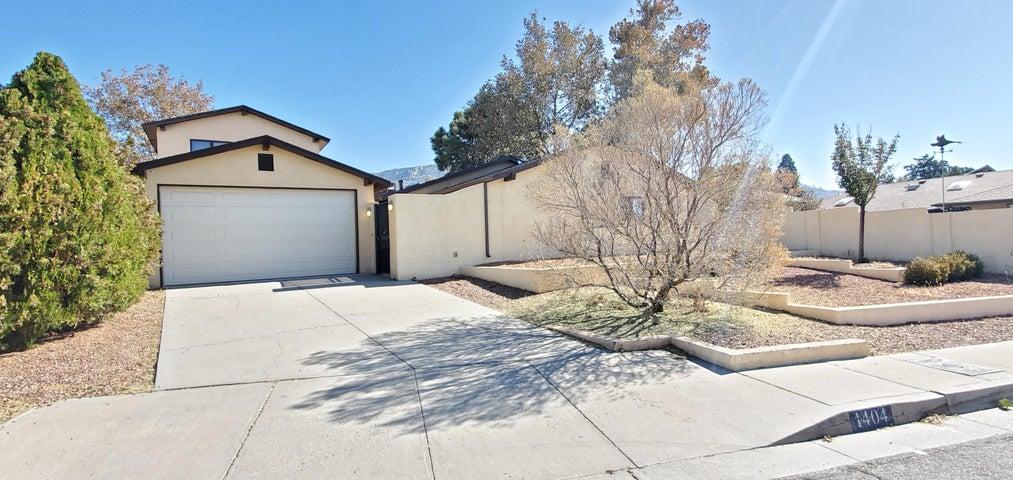 1404 STUTZ Drive NE, Albuquerque, NM 87112