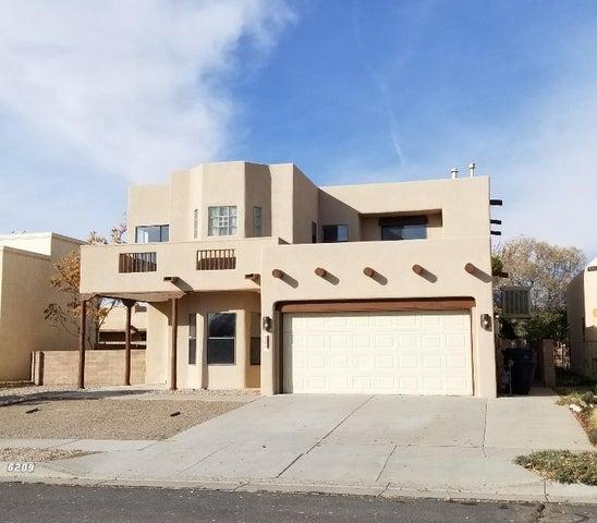 6209 Cochiti Drive NW, Albuquerque, NM 87120