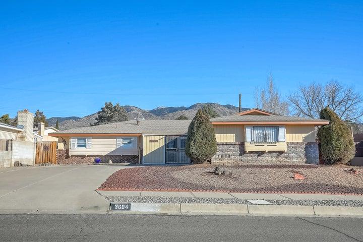 3604 Holiday Avenue NE, Albuquerque, NM 87111