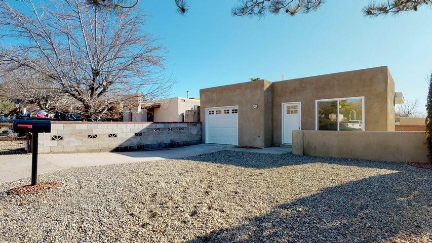 13216 MARQUETTE Avenue NE, Albuquerque, NM 87123