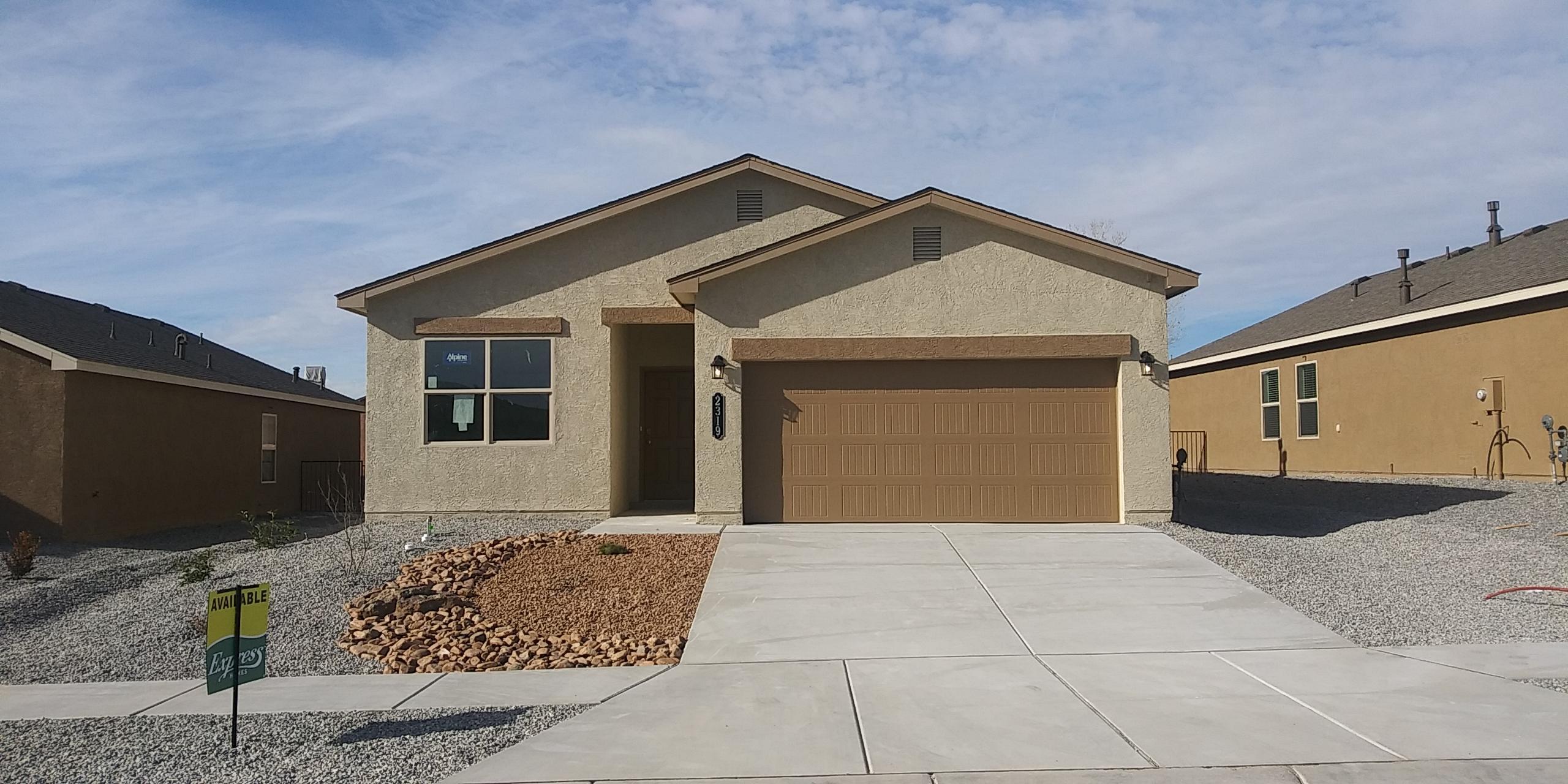 2319 Del Timbre Lane SW, Albuquerque, NM 87121