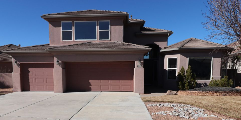 6005 Silver Leaf Trail NE, Albuquerque, NM 87111