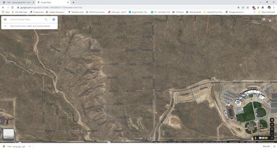 3610 Gatsby Road NE, Rio Rancho, NM 87144