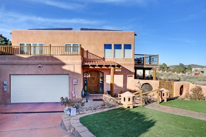 1608 BLUFFSIDE Place NW, Albuquerque, NM 87105