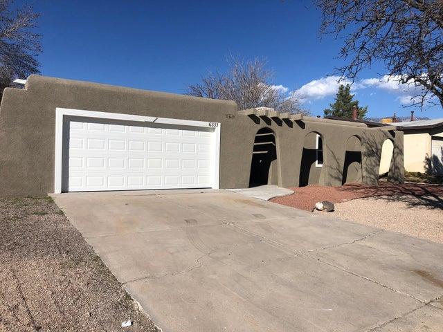 6333 HARPER Drive NE, Albuquerque, NM 87109