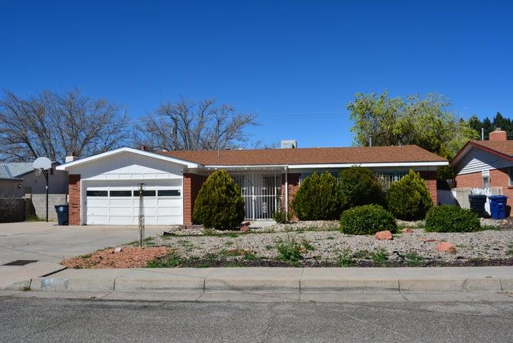 6905 LAS VEGAS Avenue NE, Albuquerque, NM 87110