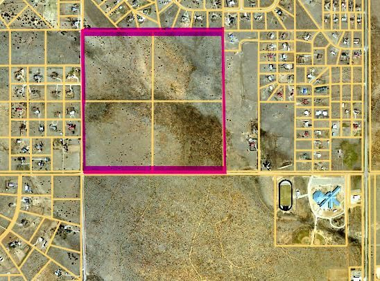 W Venus & Horton (40 Acres) Road, Edgewood, NM 87015