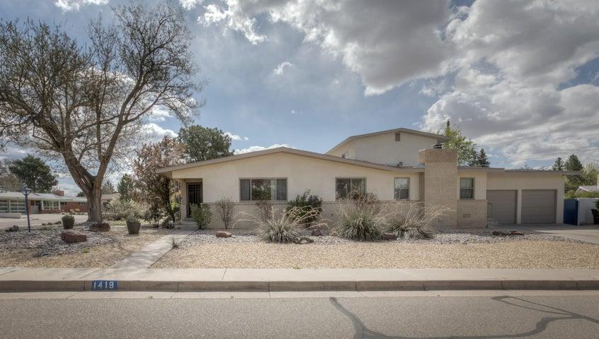 1419 CORNELL Drive NE, Albuquerque, NM 87106
