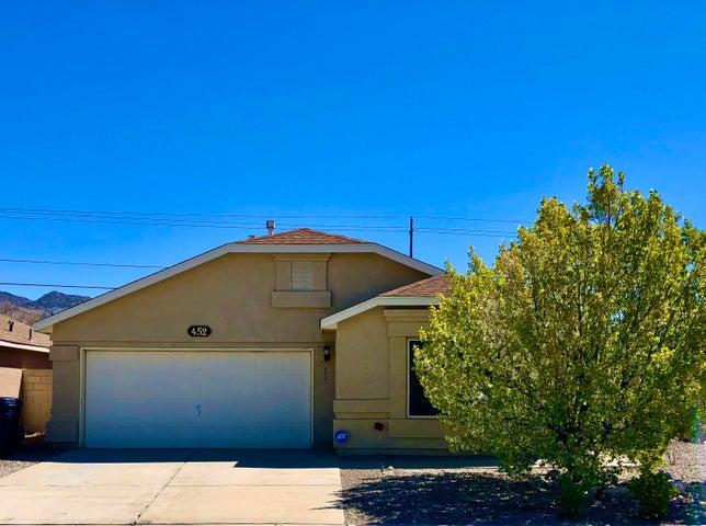 452 ADIRONDACK Place SE, Albuquerque, NM 87123