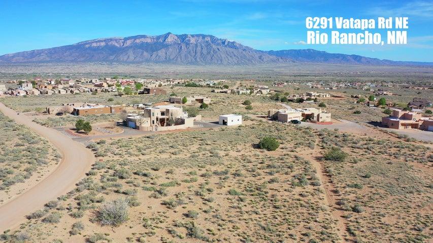 6291 Vatapa Road NE, Rio Rancho, NM 87144