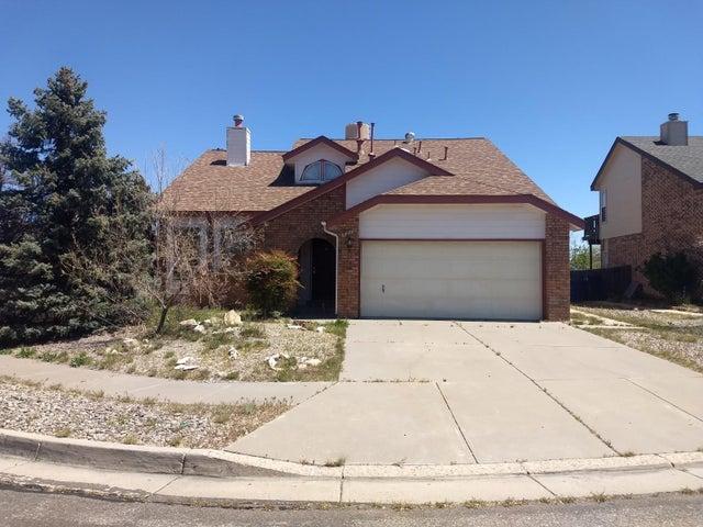7316 PORTULACA Drive NW, Albuquerque, NM 87120