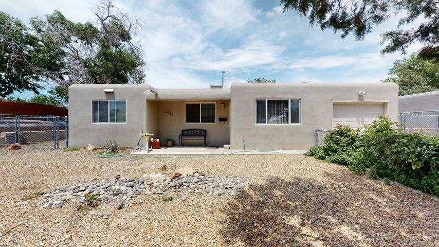 3615 ALTA MONTE Avenue NE, Albuquerque, NM 87110