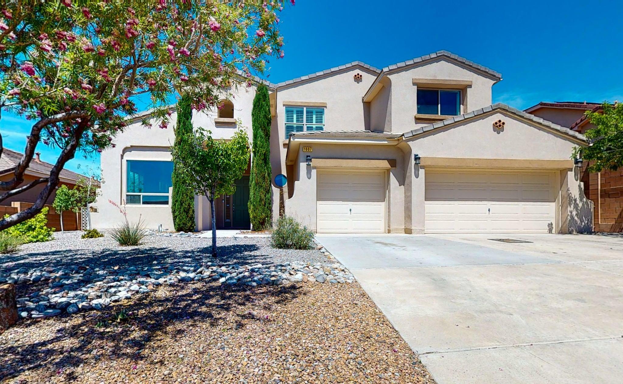1007 DESERT BROOM Road NE, Rio Rancho, NM 87144