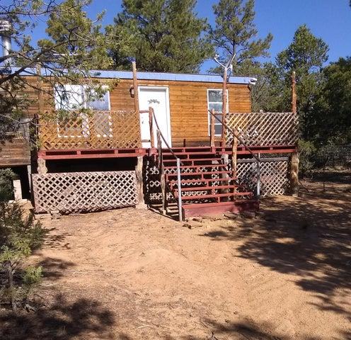 15 Dan Gatlin Road, Pie Town, NM 87827