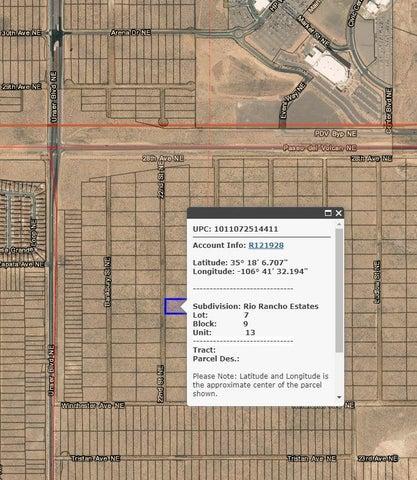 2618 Bittenburg Street NE, Rio Rancho, NM 87144