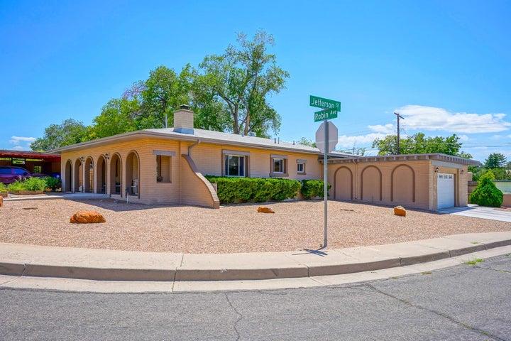 4600 ROBIN Avenue NE, Albuquerque, NM 87110