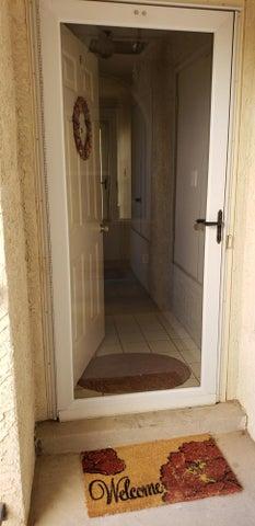 Welcome....nice storm door