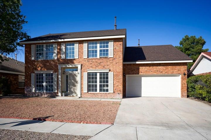 8005 CREEKWOOD Avenue NW, Albuquerque, NM 87120