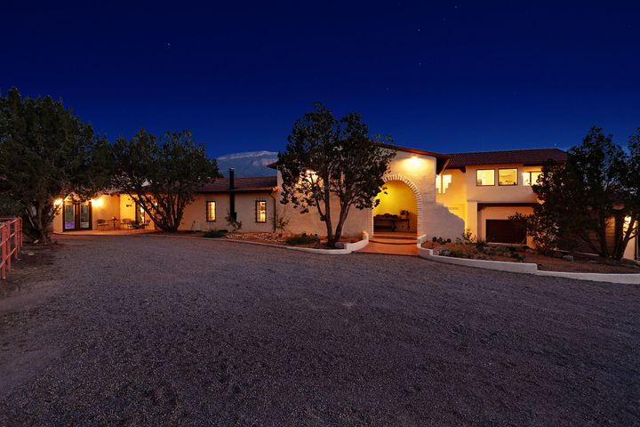 16 CALLE DEL SOL, Placitas, NM 87043
