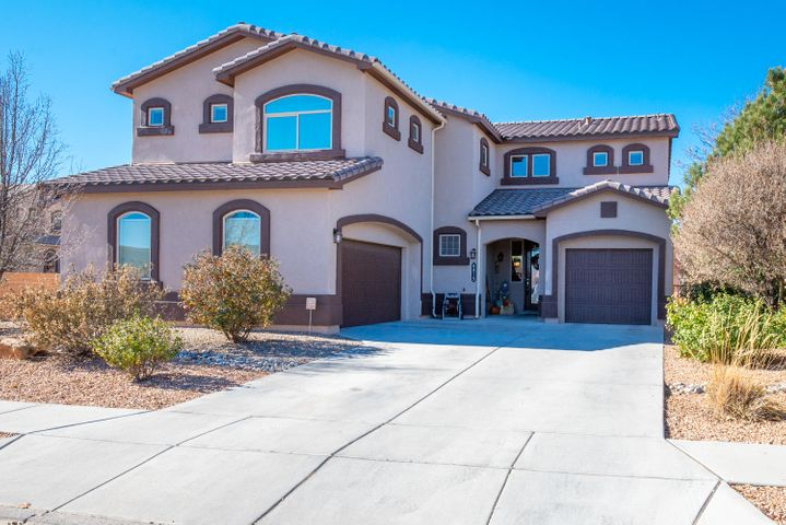 6815 VISTA ANTIGUA Drive NW, Albuquerque, NM 87120