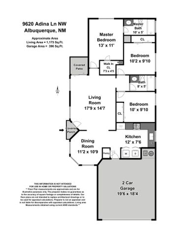 9620 ADINA Lane NW, Albuquerque, NM 87114