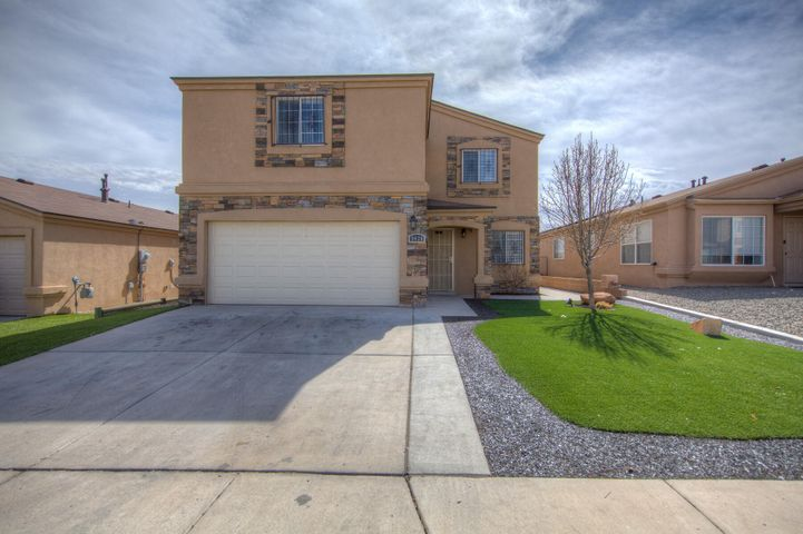 9420 VALLE CALDERA Road SW, Albuquerque, NM 87121