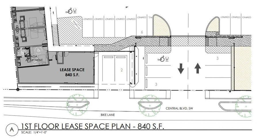 1020 CENTRAL Avenue SW, A, Albuquerque, NM 87102