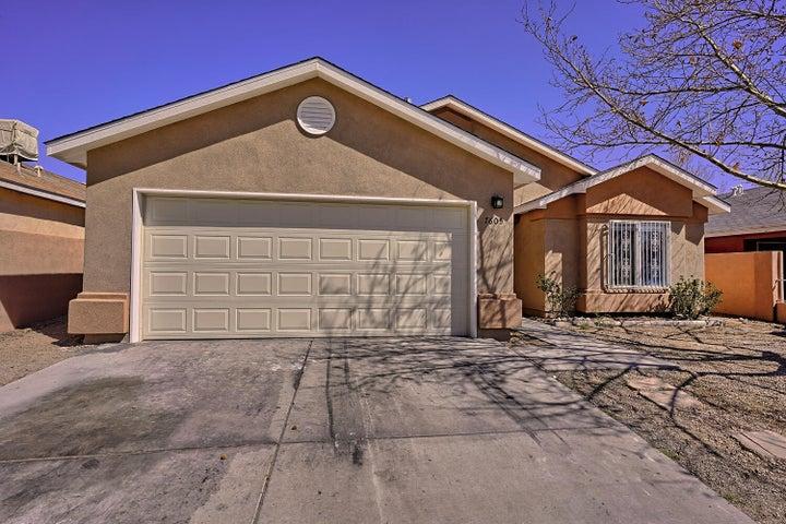 7605 AUTUMN SKY Road SW, Albuquerque, NM 87121