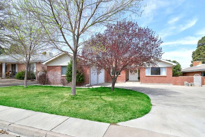 1417 CALIFORNIA Street NE, Albuquerque, NM 87110