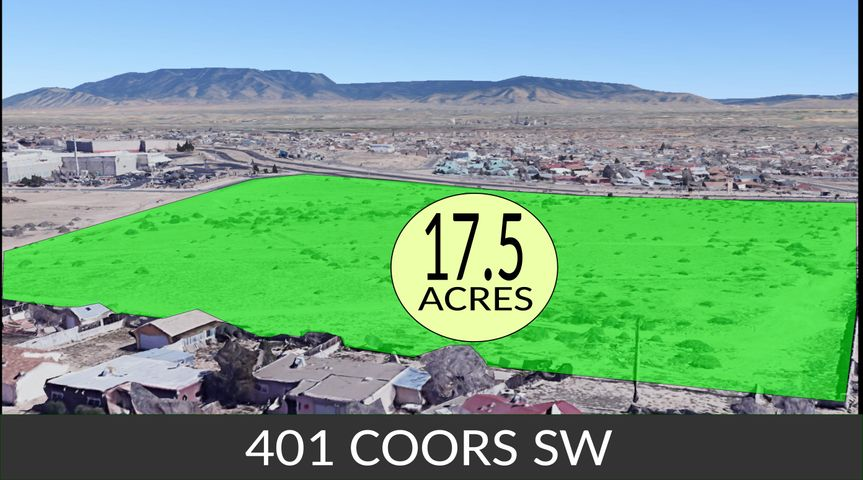 401 Coors Boulevard SW, Albuquerque, NM 87121
