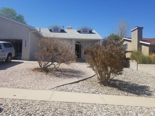 4529 GREENE Avenue NW, Albuquerque, NM 87114