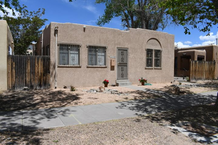1113 GOLD Avenue SW, Albuquerque, NM 87102