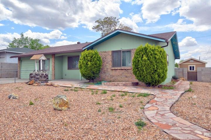 12700 TURQUOISE Avenue NE, Albuquerque, NM 87123