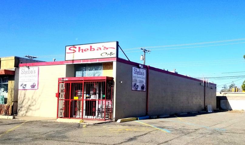 1027 SAN MATEO Boulevard SE, Albuquerque, NM 87108